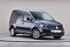 Volkswagen Caddy 2.0 TDI (102PS) C20 Highline BMT DSG P/V